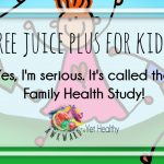 juice plus family health study