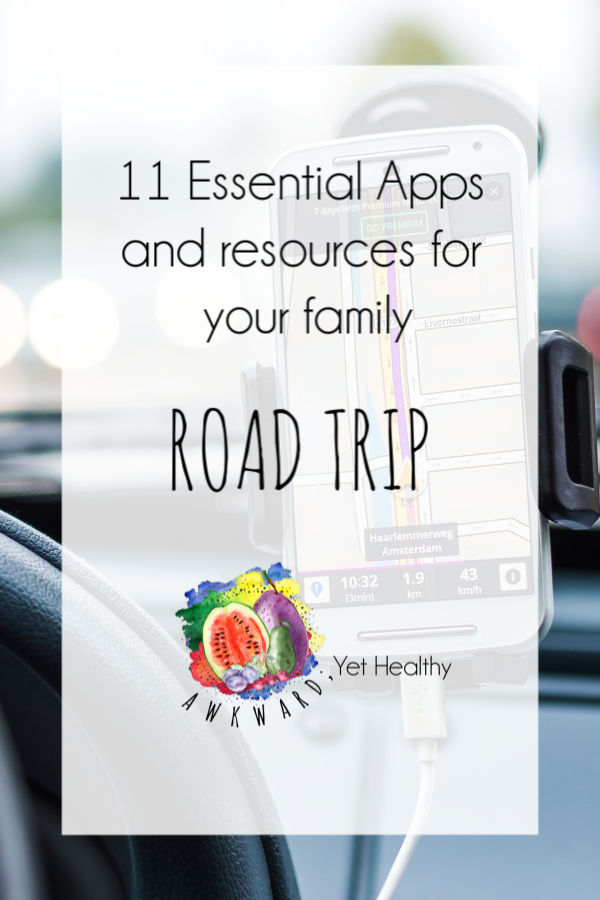 road trip resources