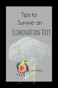 tips for elimination diets
